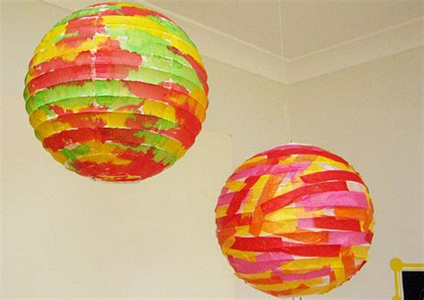 Home Made Decorations by Decorations For Birthday Or Everyday Childhood101