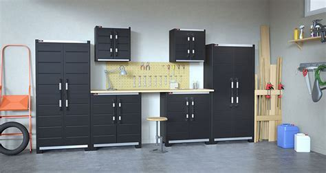Keter Garage by Keter Tool Storage Cabinets What Do You Get