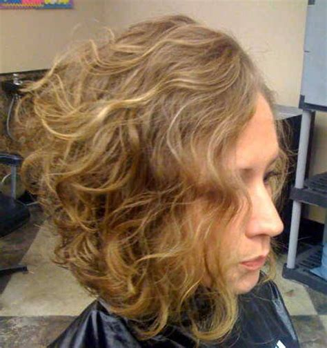 bob haircuts for curly hair front and back curly stacked bob hairstyles fashion trends styles for 2014