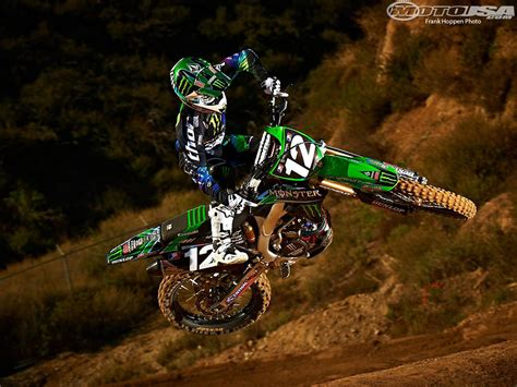 monster energy motocross 2012 pre season supercross motocross photos motorcycle usa