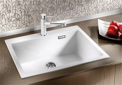 Blanco Naya 8 S White Kitchen Sink blanco naya 6 brought at hoe kee 359 colour rock grey