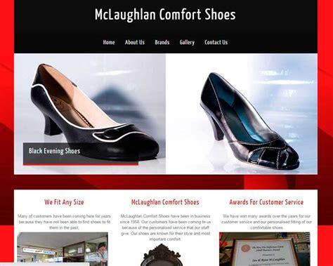 web comfort mclaughlan comfort shoes1 aaa web design