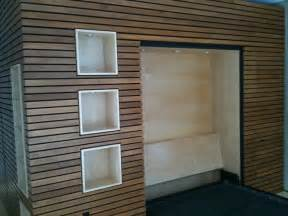 Modern Wood Wall modern wood wall trim amp murphy bed