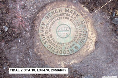 types of bench mark noaa 200th feature stories directions to the party 1917