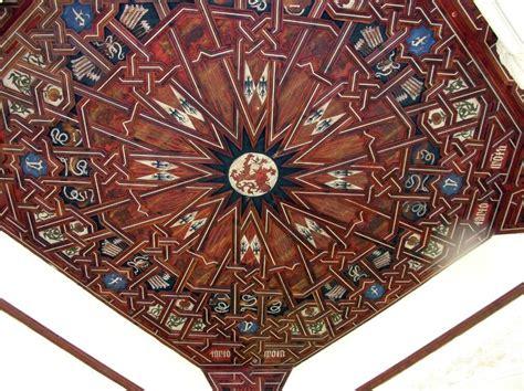 Mudejar Decke by 1430 Besten Arches Columns Domes Bilder Auf