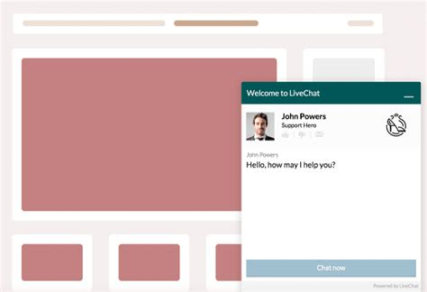 online help layout customize the chat window with css