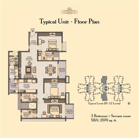 Sobha Jasmine Floor Plan | sobha jasmine floor plan sobha classic location price