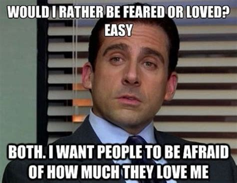 Supervisor Meme - the office quotes resizecrop