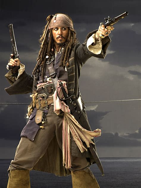 how to create a captain jack sparrow pirate costume jack sparrow captain jack sparrow photo 27970667 fanpop