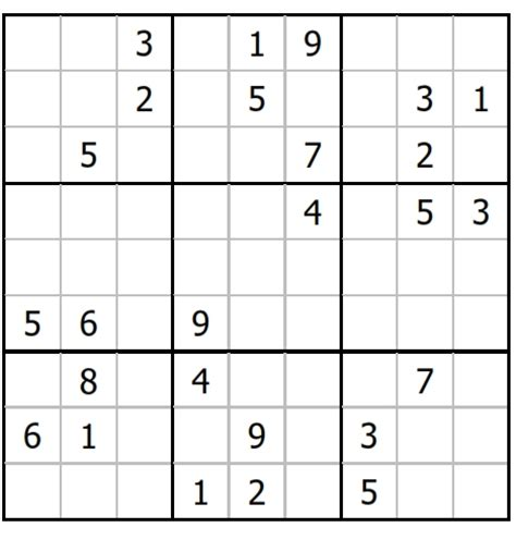 printable sudoku puzzles difficulty 4 follow weekly sudoku puzzle difficulty medium news feed