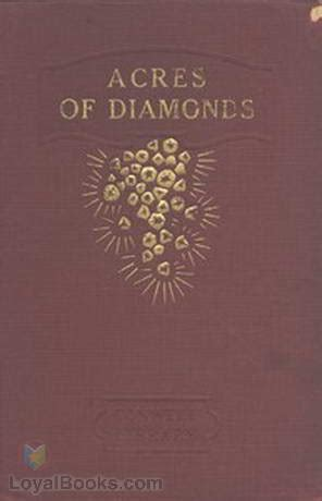 acres of diamonds books acres of diamonds by herman conwell free at