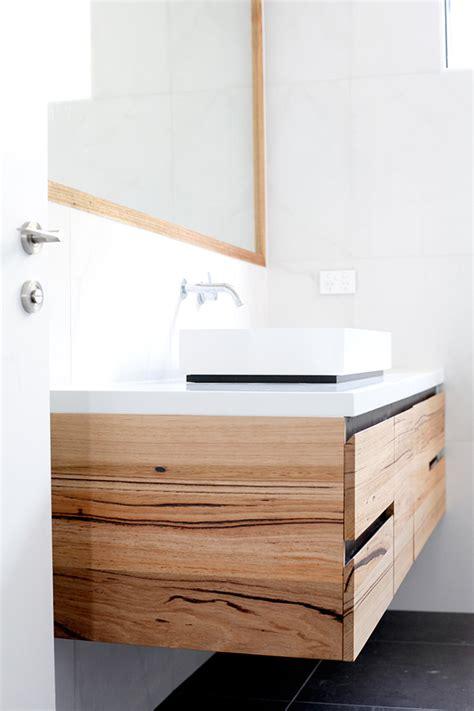 Timber Vanity by Tathra Timber Vanity By Bombora Custom Furniture Handkrafted