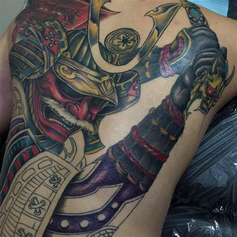 japanese samurai tattoos 75 best japanese samurai designs meanings 2018