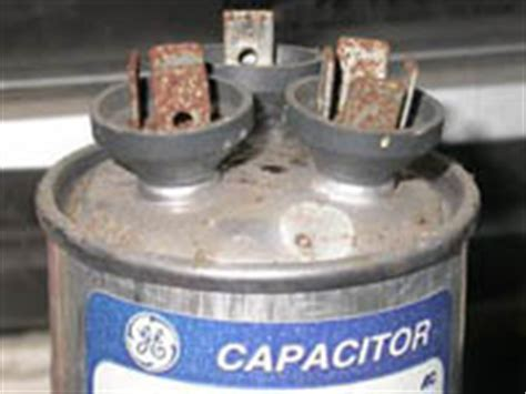 capacitor on ac unit bad air conditioning repair air conditioning ac repair az cts air conditioning