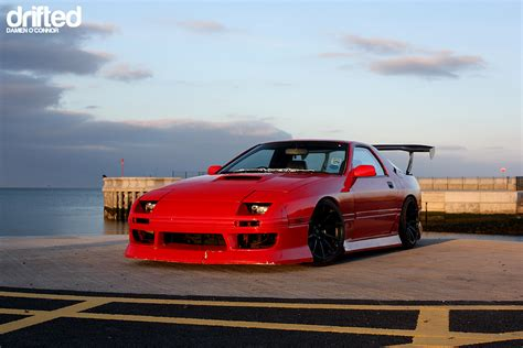 rx7 drift feature rx7 fc drift build daily driver drifted com