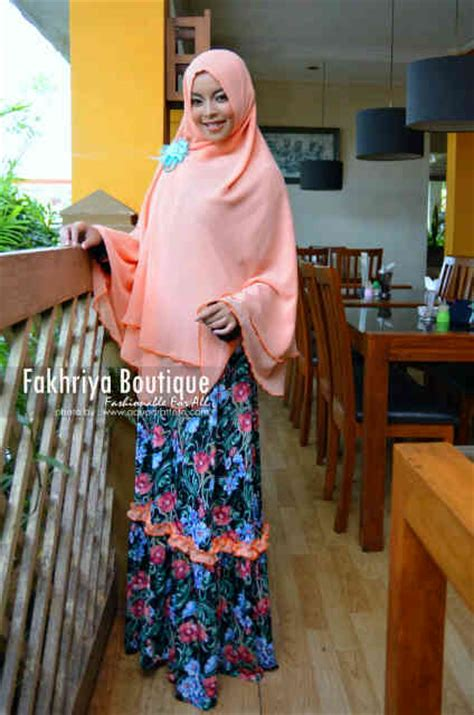Princessa Syar I Set baju muslim syari 2014 newhairstylesformen2014