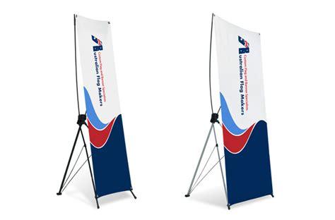 Cetak X Banner X Banner x banner style display custom printed