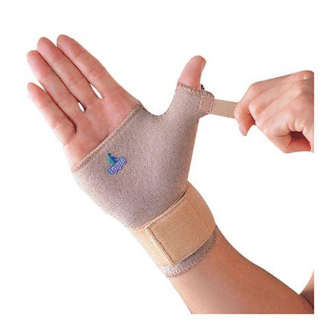 Wrist Thumb Support Oppo 1084 1 oppo 1084 neoprene wrist thumb support