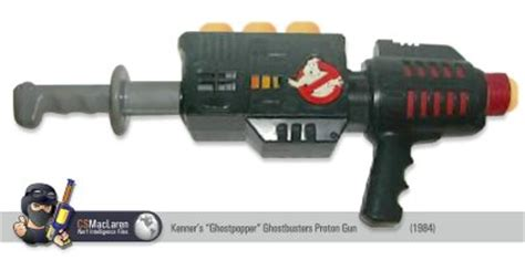 ghostbusters blaster csmaclaren s nerf intelligence files blast from the past