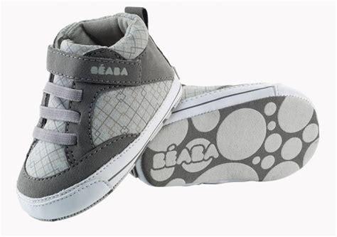 chaussures 6 mois beaba chaussure basket gris canvas 0 6 mois