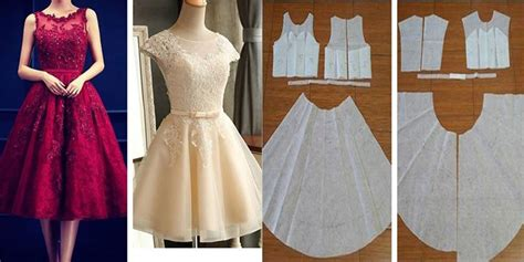 vestidos para hacer en casa vestidos corte princesa con patrones moda manualidades