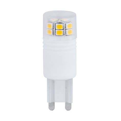 g9 led light bulb dimmable newhouse lighting 25w equivalent soft white g9 non