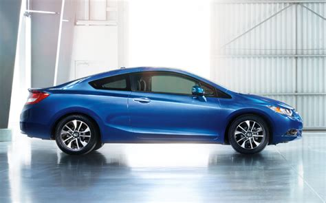 honda civic coupe 2013 2015 honda civic coupe exterior photo gallery official