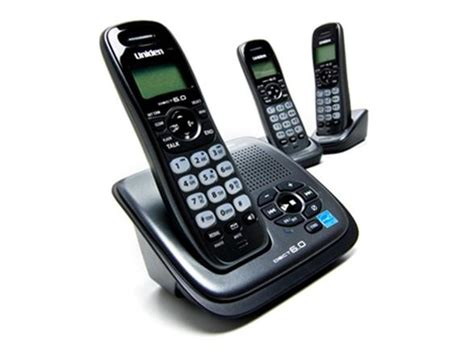 Uniden Dect 6 0 3 Handset Cordless Phone With Digital