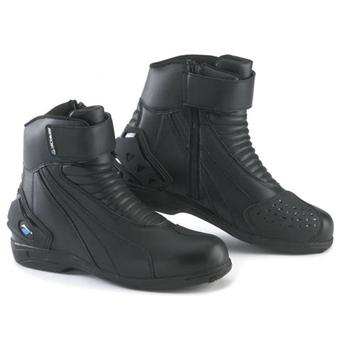 Spada Icon WP Boots   Black   FREE UK DELIVERY