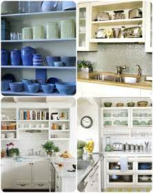 kitchen shelves decorating ideas open kitchen shelving ideas homes