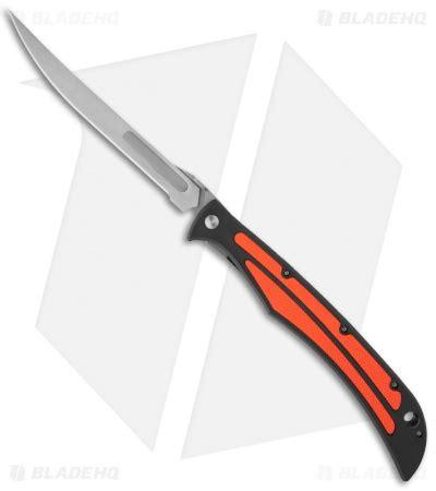 havalon fillet knife havalon baracuta edge pro fillet folding knife 5 25 quot plain xtc 127edge blade hq