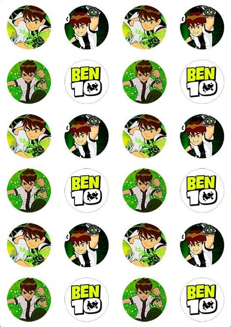 ben 10 printable party decorations 105 best images about ben10 on pinterest party