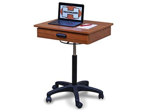 Mobile Computer Station Desk Mobile Computer Workstation Free Shipping