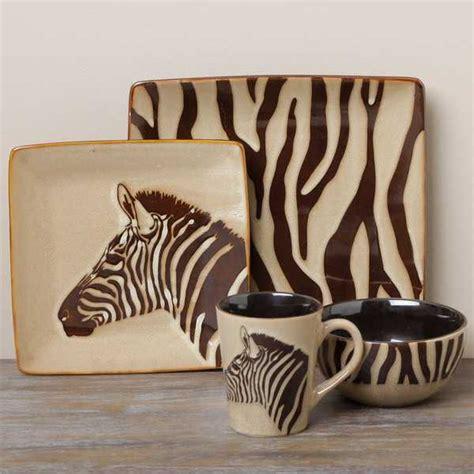 zebra pattern decor black and white dining room decorating with zebra prints
