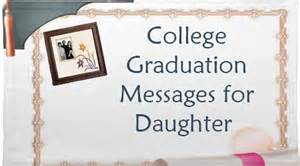 college graduation messages for