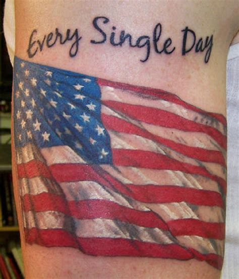 american flag tattoos designs ideas and meaning tattoos