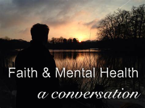 faith shaped  view  mental illness adrian warnock