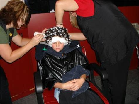 little boy perming little girl getting perm little girls getting perms hot