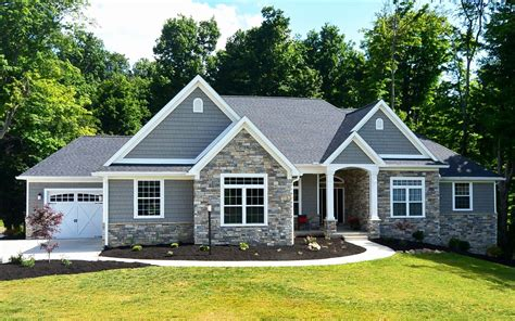 One Story Walkout Basement House Plans by Beautiful One Story Hillside House Plans House Plan