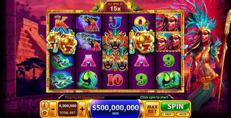 slots house of fun new slot machine to spin aztec chieftess house of fun