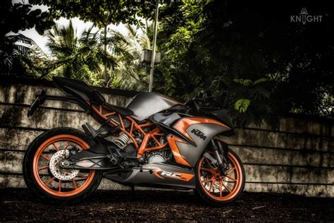 Ktm Autos Maxabout by Custom Ktm Rc 390 Wrap By Auto Customizer