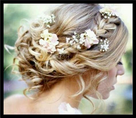 Brautfrisuren Mit Blumen Und Schleier by Bestes Brautfrisuren Mit Blumen Und Schleier