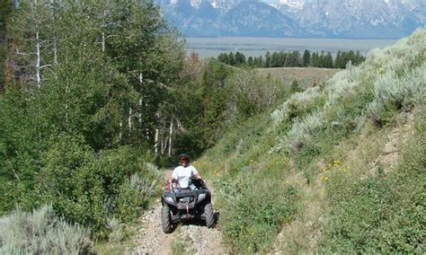 yellowstone national park atv rentals jeep tours trails