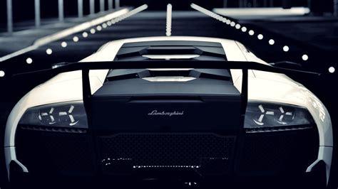 imagenes blanco y negro de autos lamborghini murcielago blanco y negro fondo de pantalla
