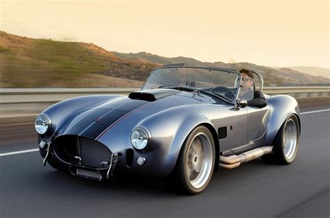 Cobra 2 Auto by 10 Best Vintage Roadsters For The Modern Gentleman