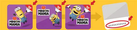 Mcdonalds Sweepstakes - mcdonald s minion mania online sweepstakes week 2 has just started