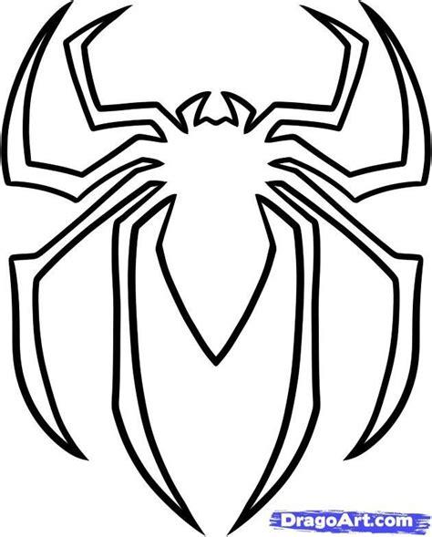 template on pinterest batman logo spiderman and batman