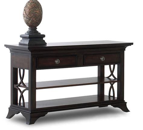 lane sofa table klaussner madison lane sofa table kl 940 825stbl at