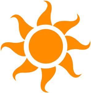 sun silhouette free vector silhouettes