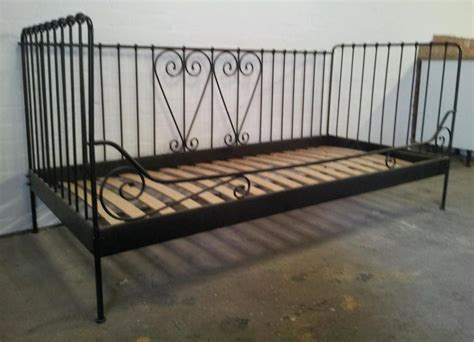 Metal Daybed Frame Ikea Metal Daybed Ikea Day Bed Sale Black Metal Frame Nurani